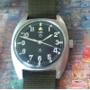 CWC British Military watch mid 70s with hack